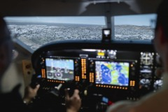 cockpit-flug