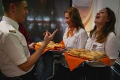 Flugbegleitung Catering