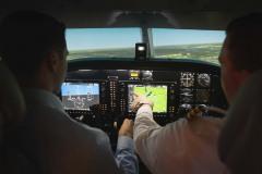 Pilot erklaehrt