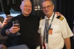 Pilot mit Gast Veranstaltung